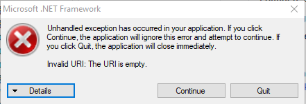 unhandled exception has occurred in your application. 70c67df5-784b-4a65-8ded-31d0f4ee7fdb?upload=true.png