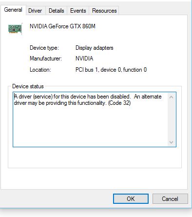 Windows 10 suddenly does not detect my NVIDIA GPU 7198d84b-a2a3-4c63-9b26-2316b49ce557.png