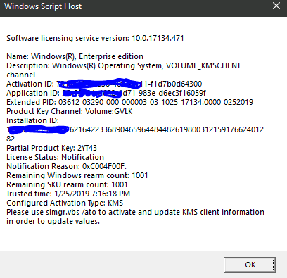 windows 7 enterprise genuine activation key