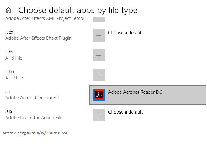 Cannot set Adobe Illustrator as default app for .ai files 73111840-6a4c-4533-a525-689eb7bc275c?upload=true.jpg