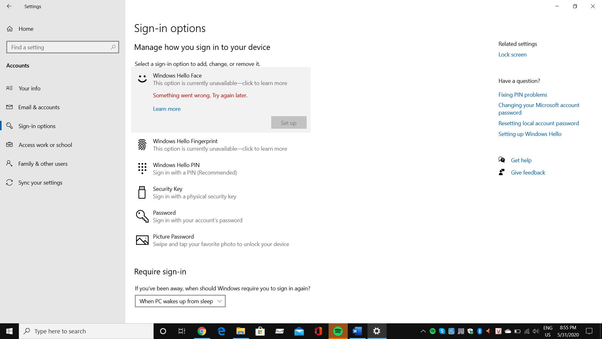 Windows Hello Face and fingerprint error 75409acc-311c-4935-acbb-f38d28946ada?upload=true.png