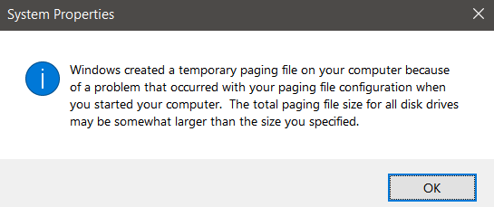 Total paging file size 0 MB 759924a3-84d5-4fe3-b20d-cf6d2e520d02?upload=true.png