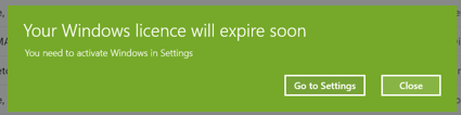 Reinstallation and Windows Expiry Message 76c41cb4-1b0f-4983-b714-2526a0e0cb05?upload=true.png