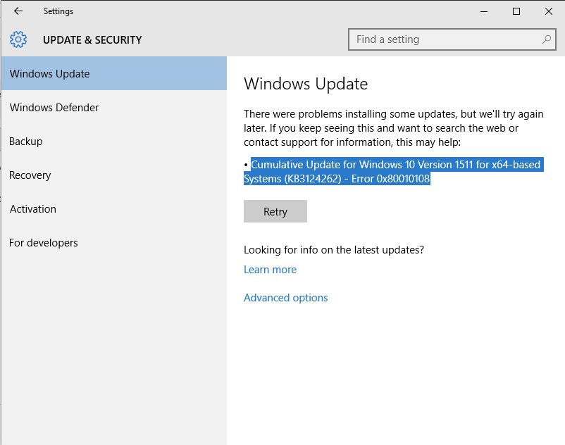 Fix Windows Update Error 0x80010108 on Windows 10 76e2a52d-ab51-4340-8869-aee61433ff78.jpg