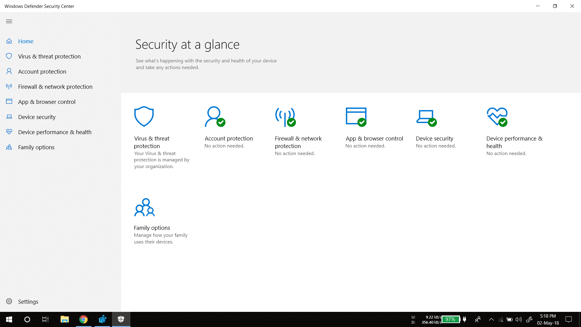 windows defender`s virus & threat proctection is managed by my organization 7716a124-dc9e-466d-a71e-36c5ce7897c9?upload=true.png