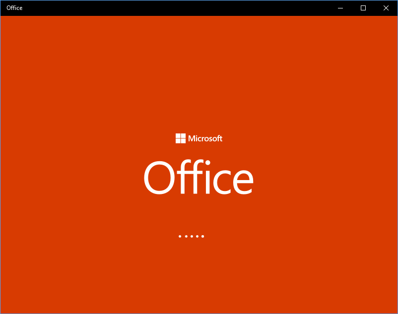 The OFFICE app from the Microsoft Store is not working at all 77e274f6-d4e4-4d80-818c-9269d72f4de7?upload=true.png