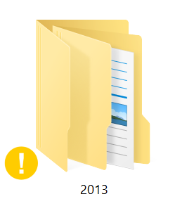Yellow circle w/white exclamation mark on D: drive in file explorer windows 10 home 791e83d3-9f42-41e2-9fa7-9f6d30f2ed62?upload=true.png
