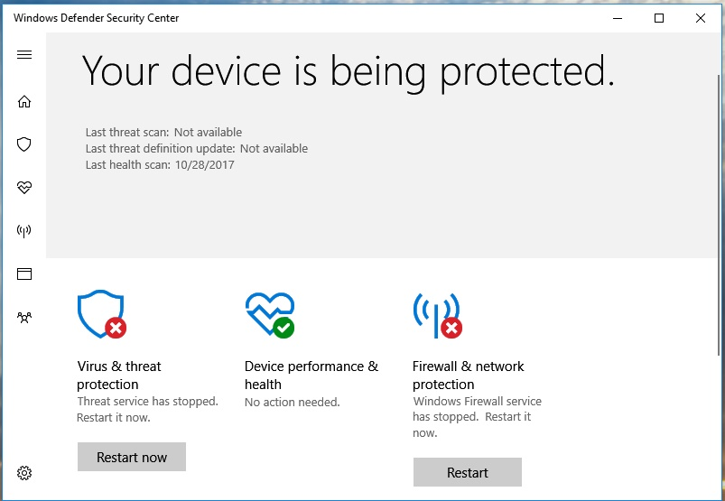 Virus threat and protection updates never stops scanning. Help. 796530fd-79b2-4c87-a93c-c57a1a343c40.jpg