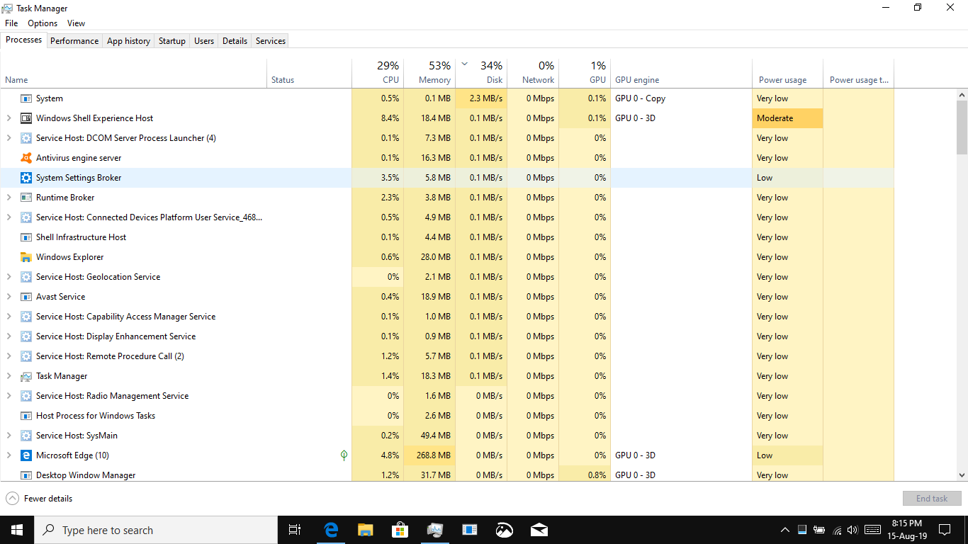Update : My Computer is running faster than ever :) 798f8f7c-5031-44aa-9ad3-91767793d40b?upload=true.png