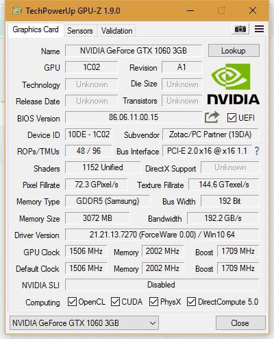 GTX 1060 3gb cause Window 10 crash. 7a7.png