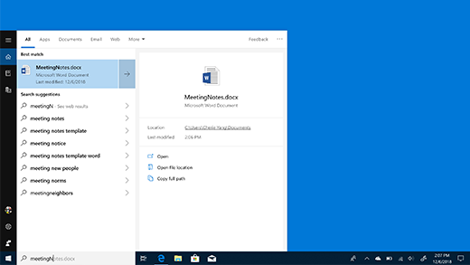 Changing Windows 10 search bar interface/style? 7dc8adf4-8198-44a9-96cf-51151c72b691?upload=true.png