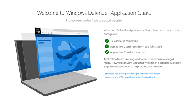 Windows Defender Application Guard extensions for Chrome and Firefox 7e90b4ba1ea7339d812b21574890eaf5.png
