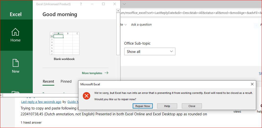 Excel shutting down. 7fda48c2-3ecb-4cd1-91c6-88189e0b0b50?upload=true.jpg