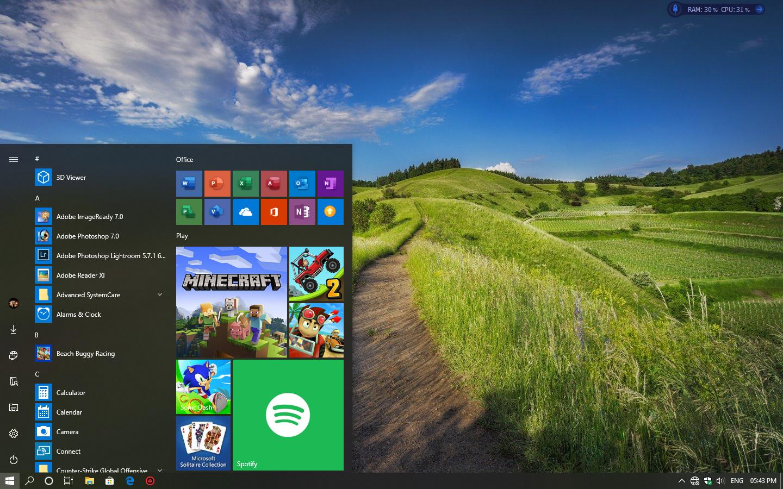 Windows 10 transperancy looks too blurry and pixelated. 8112d224-c19f-456e-a28c-b262612a0d6d?upload=true.png