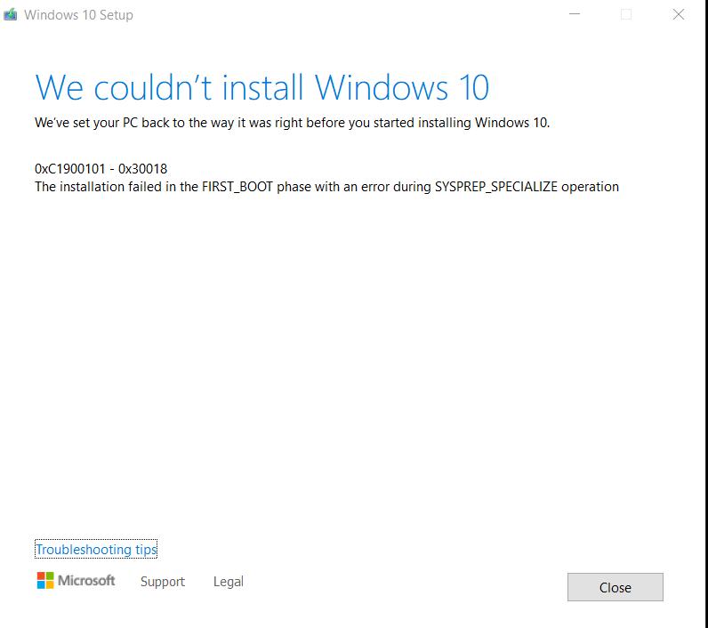 Error Installing Windows Feature Update v2004 829ffcd2-f21f-42c0-a800-f2916f6e385b?upload=true.png