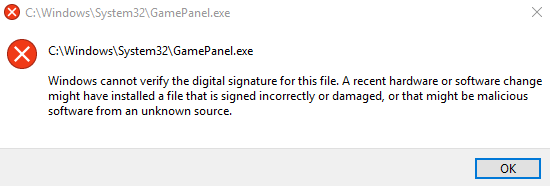 Windows cannot verify the digital signature for GamePanel.exe 83eb35f7-7985-4026-9d34-8646ed39aa52?upload=true.png
