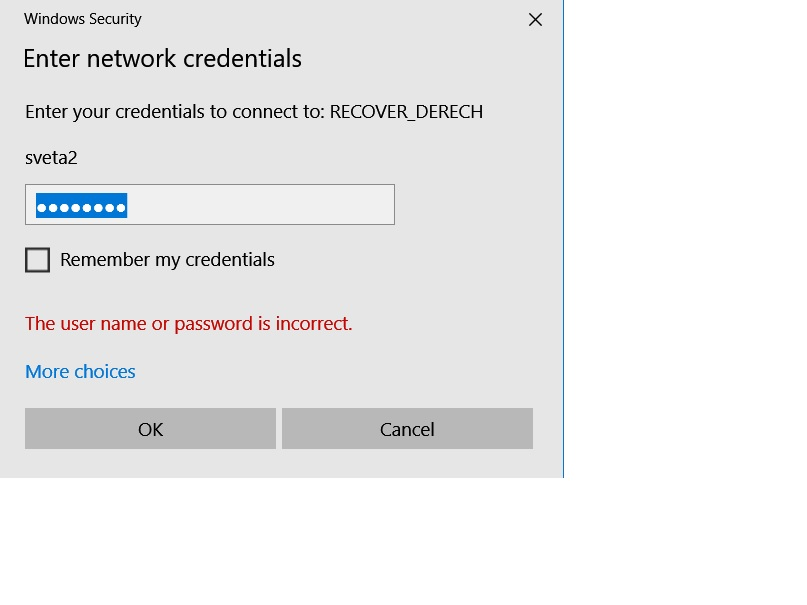 Windows Security ask for Credentials. Where I could find this credentials? 85e3df30-eceb-402f-ac5e-19cb0088c45d?upload=true.jpg