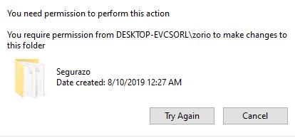 Can't delete folder no matter what I do. 8610f7fa-f261-46fa-9594-745bb3cf0fbb?upload=true.png