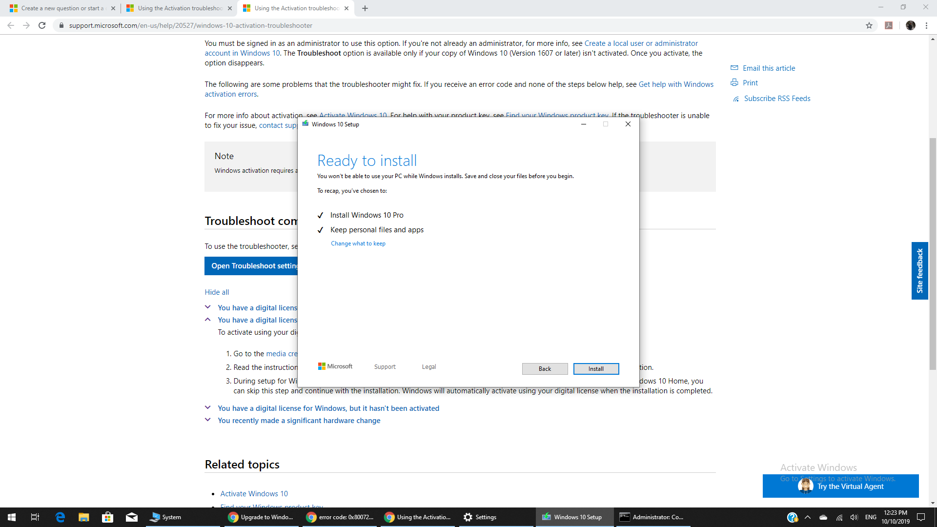 I Have used windows recovery  and reinstall  windows 10 after recover using recovery now  I... 86c69c59-3832-4da2-8f84-c0cb67c45f6d?upload=true.png