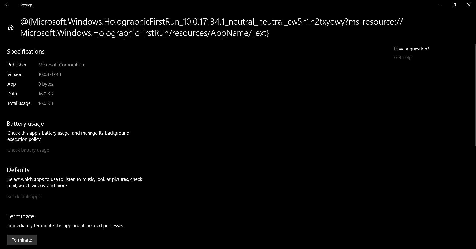 I have an unkonwn shortcut at my start menu 895caff3-22a4-48af-a37d-e34f2eddac4b?upload=true.jpg