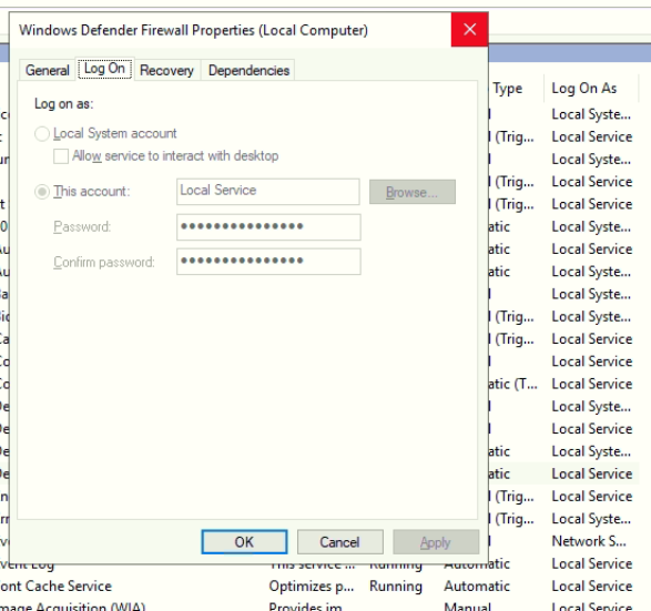 Windows Firewall Service greyed out 8a6b1e33-6353-42a3-a27b-918df57c73f7?upload=true.png