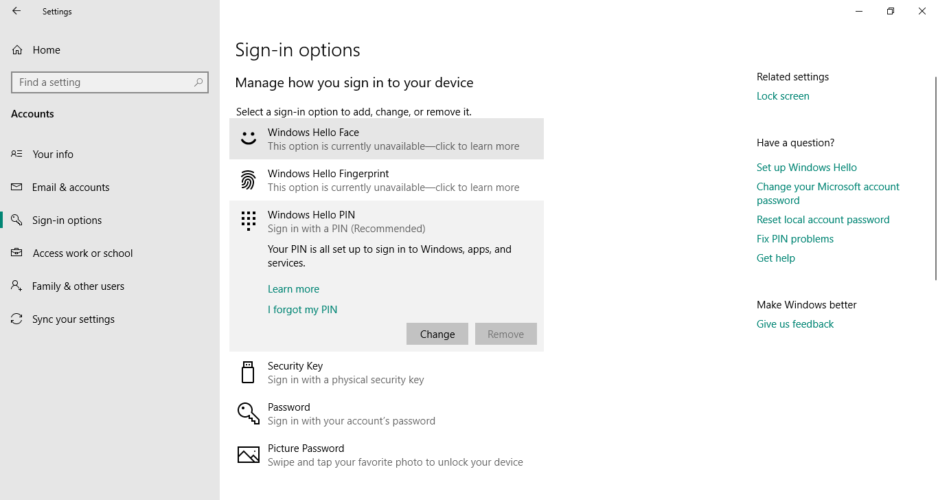 Can't remove Windows Hello PIN 8a7ea54e-16f6-4c38-8748-982588817709?upload=true.png