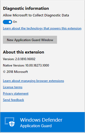 Windows Defender Application Guard extensions for Chrome and Firefox 8b311aa4250f92b10ab8920c63412a11.png