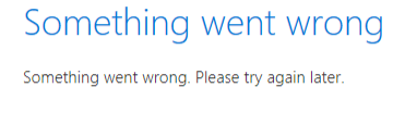 Windows photos app unable to save slow motion. Something went wrong error 8c865ae6-5cac-43ee-8c1e-d3186d7a2401?upload=true.png