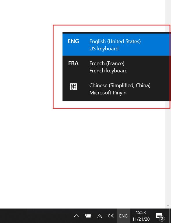 Swtich language window misplaced in Windows 10 8e8b9ef4-a466-46e3-ada2-8970cbe17632?upload=true.png