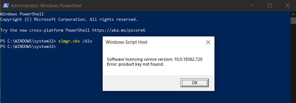Windows 10 Home activation failed - after windows version updated from 1803 to 1909 8fb4411b-7c5e-498b-8d72-932aadcc84fe?upload=true.png