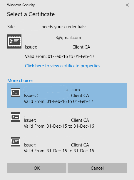 How to change the Default order among Multiple Client Certificates. 8zMNJ.png