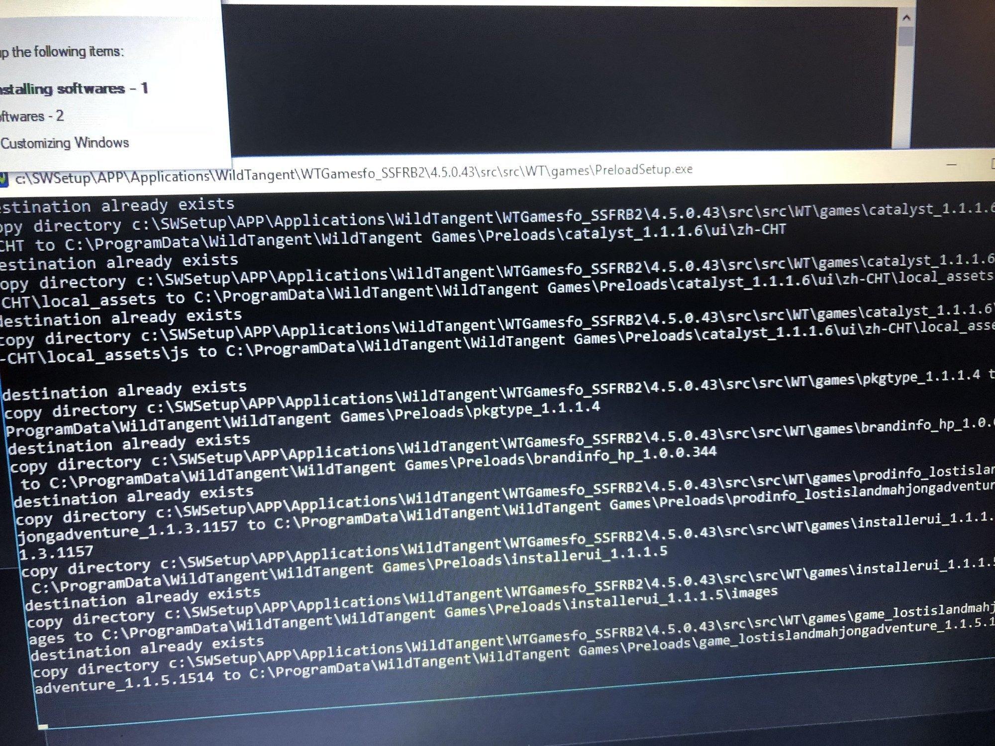FBI Debug mode - taking hours across multiple cmd prompt windows 94b52d37-ef63-4bd7-a33a-54a6d408b254?upload=true.jpg