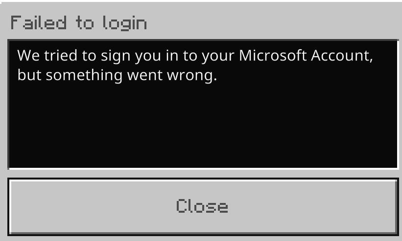 Minecraft for PC error - We tried to sign you in to your Microsoft Account, but something... 9727c2fb-e950-4d42-ae95-6b1364618edc?upload=true.png