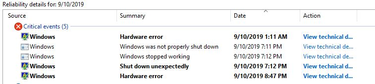 How to debug windows hardware error 98d0e9ea-177a-45c9-8688-6b1766cadb28?upload=true.jpg
