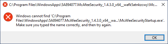 stop annoying dialog about mcafee on startup/login 9930dbd9-5a38-49bd-bd17-3c49151f80b7?upload=true.png