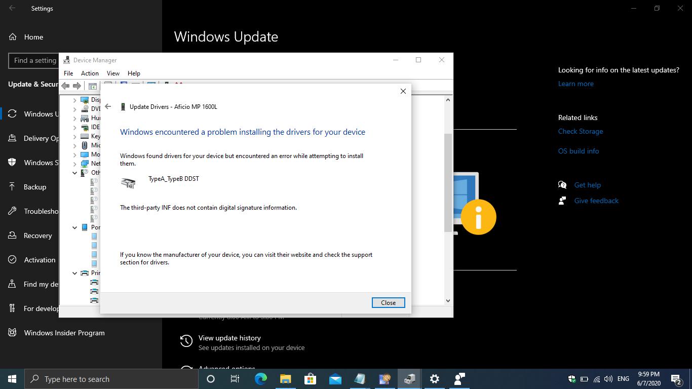 Ricoh MP 161LN & Windows 10 Connectivity 9a654fe3-8ca0-4fee-a88b-0e7bb09c1bdd?upload=true.png