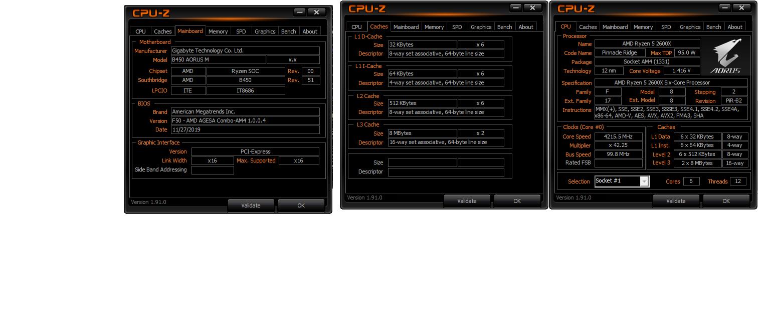 Aorus B450 M bios seeing 16gb of ram Windows only seeing half. 9bd1428c-4055-4e58-bf50-829f4c418b7c?upload=true.png