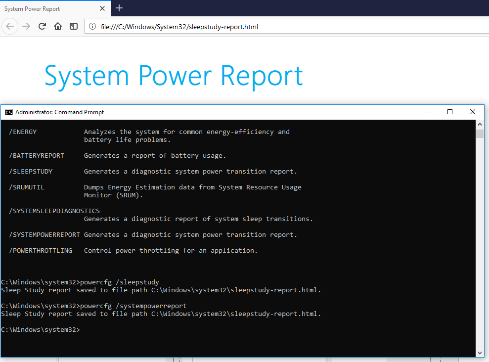 Win 10 Powercf Sleepstudy output no longer showing mWh and percentages 9bd5e860-da04-4026-8bc6-c16ff4bd9d39?upload=true.png