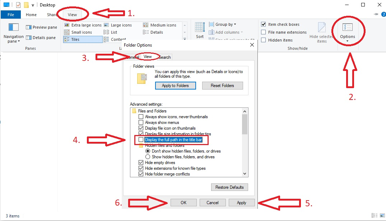 Display Full Path in Title Bar of File Explorer in Windows 10 9bf1cbe0-399e-405d-83d9-390d14522eec?upload=true.jpg