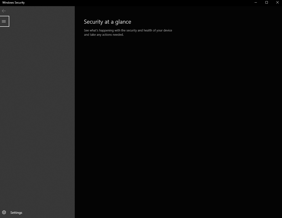 windows security at glance / can't check windows update / cant open microsoft store. 9c549f4e-8d37-479e-a121-3dae8c62d5a1?upload=true.png