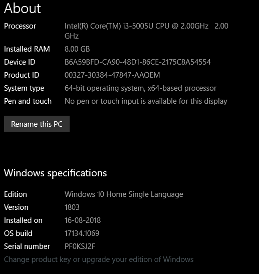 Windows version not the same as latest feature update installed 9dbe5236-70e7-49aa-acd8-dcc80cf0ac58?upload=true.png