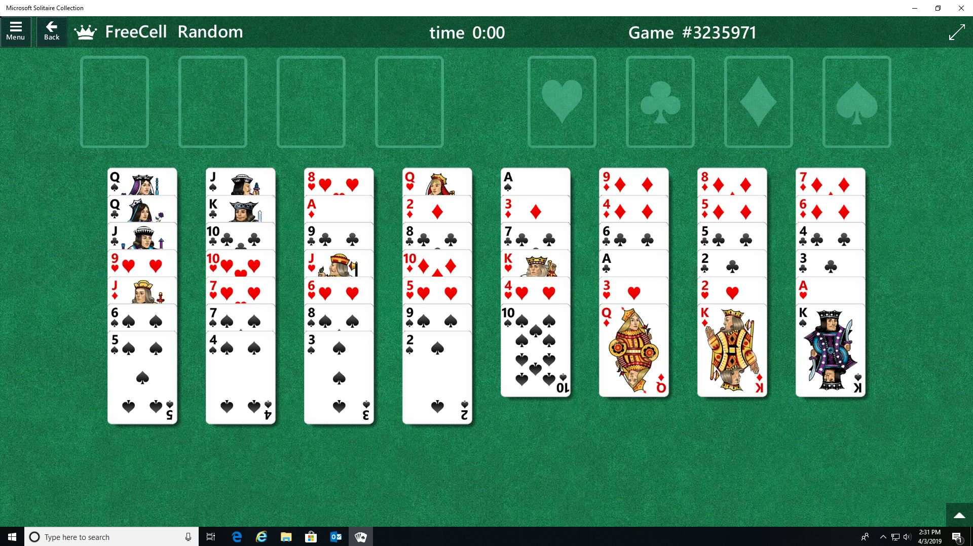 Spades continually on bottom row in Freecell 9f4cc8de-e6d9-4698-9d8b-0ba7540c519e?upload=true.jpg