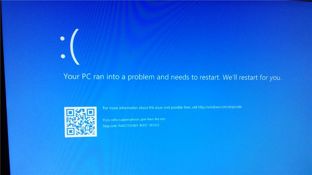 My computer just bluescreened, but I restarted it and now it 'appears' to be fine. What... 9f5d9d31-050e-4aa6-82a1-87cba869907d.jpg