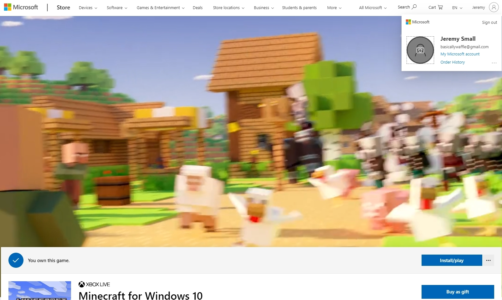 Minecraft Windows 10 Edition Install a0aee1f9-0971-4197-8ab2-f09a9afc88a8?upload=true.jpg