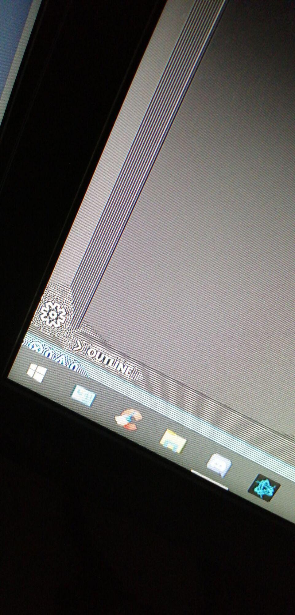 Weird Visual Pixel Glitch on certain apps a346868a-8d08-4a9a-a904-3f0fc1f0f9f0?upload=true.jpg