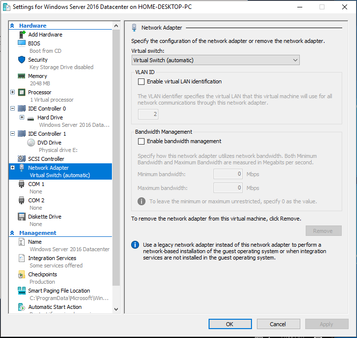 Get Hyper-V or RDT to remember size and location of VM window a5a649f6-ec4d-4915-ad8b-d1e2d2a5cafa.png