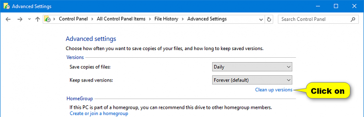 File History-Not running auto cleanup of old versions. a79e3fb6-9c06-4a43-922e-fbdbc9bcdc3a.png