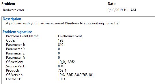 How to debug windows hardware error a7a1cec9-3890-46b6-afb5-47fd6987ae94?upload=true.jpg