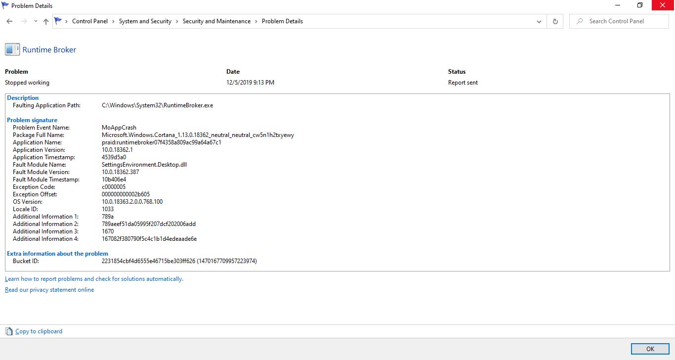 Runtime Broker error a947b46b-9888-4638-b635-94457c08dca2?upload=true.png