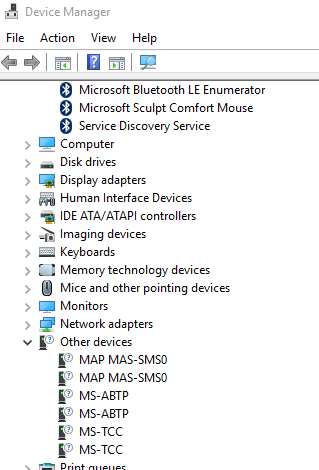 Sculpt Comfort Mouse - scrolling intermittently stops working driver issue abf5f1d8-87fa-45b6-865d-0d934c380f6d.png